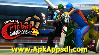 Download World Cricket Championship 2 MOD Apk 2.5.1 (All Unlocked) Terbaru 2017