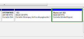 Como crear o eliminar particiones en Windows 7 sin tener que formatear -http://3.bp.blogspot.com/-eolKXsMt8kI/T0vMxW0UsUI/AAAAAAAAABk/U5EDvLhRFEo/s320/Disco+G.png