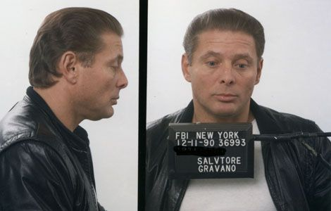 "Salvatore ""Sammy The Bull"" Gravano is talking with production companies about debuting his own television show when he departs prison,"