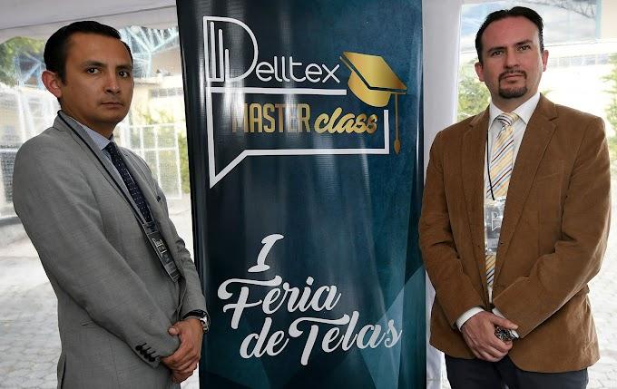 Delltex dictó su primer Ciclo de Conferencias Magistrales sobre la Industria Textil