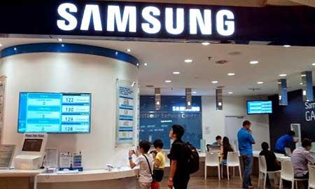 Alamat & Nomor Telepon Service Center Samsung Medan