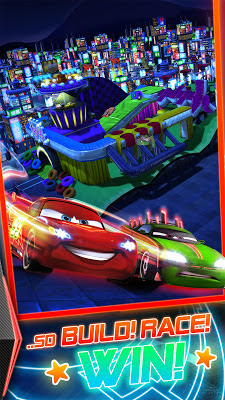 Cars Fast as Lightning Mod Apk Data