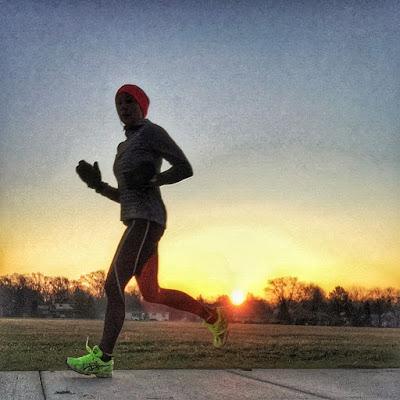 4 miles sunrise