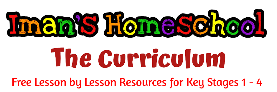 Iman's Homeschool ~ The Curriculum