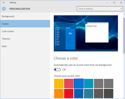 Cara Mengganti Logon Screen Windows 10