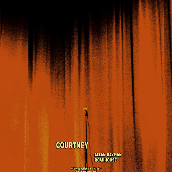 Allan Rayman - Courtney - EP Cover