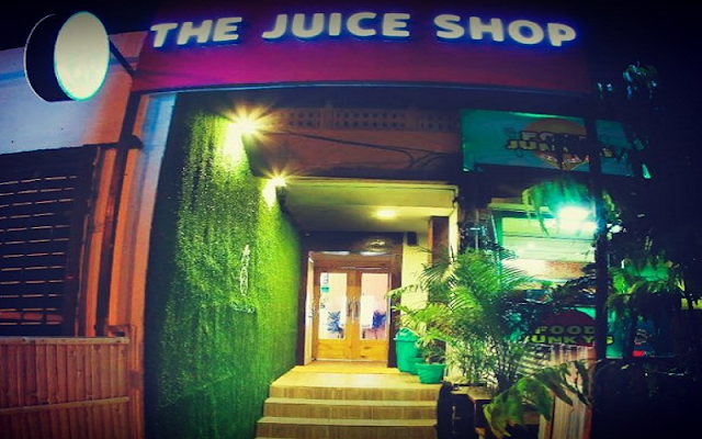 The Juice Shop