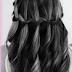 Saçlara Lüle Model Yapımı