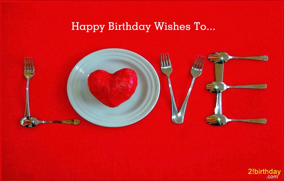 All Stuff Zone Birthday Wishes Lover