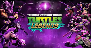 Ninja Turtles: Legends v1.2.10 Mod Apk (Mod Money) Latest