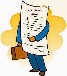 Prepare your Curriculum Vitae (CV) or Resume