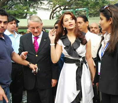 Hot actress Aishwarya Rai at Longines New Sport Watch Collection Launch hot pics
