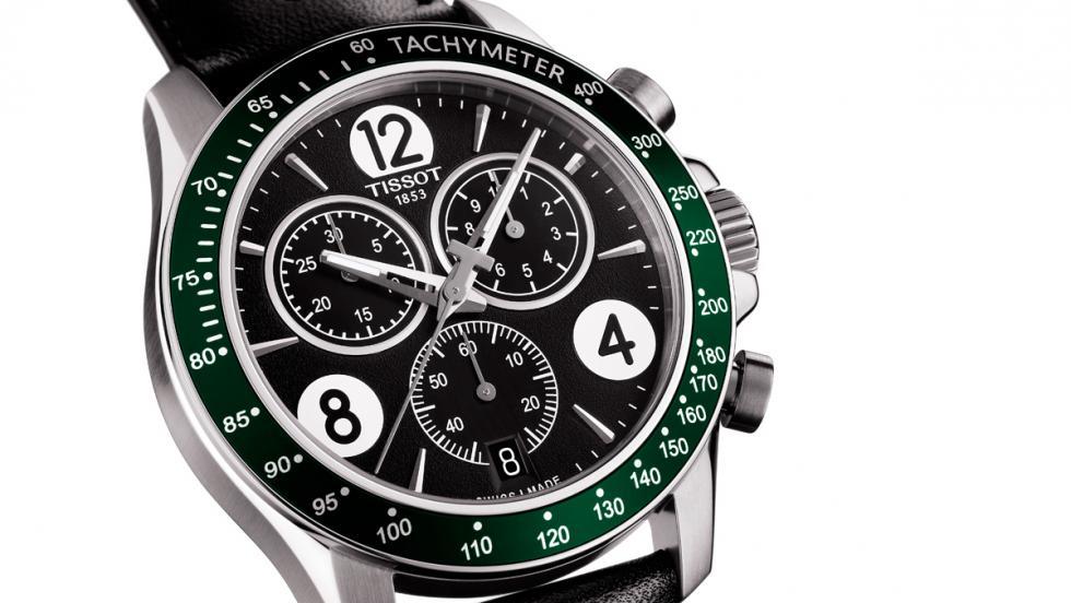 f99c1c34d53d Relojes Tissot Argentina V8  inspirado en el automovilismo