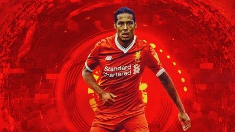 Virgil van Dijk đến Liverpool với mức giá kỷ lục dành cho một trung vệ