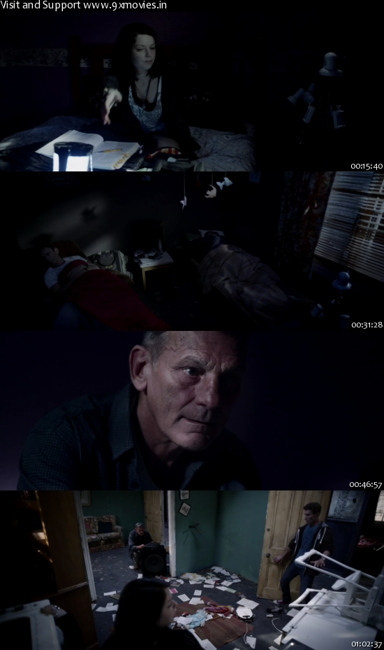 The Dead Room 2015 English 720p WEB-DL 600mb ESubs