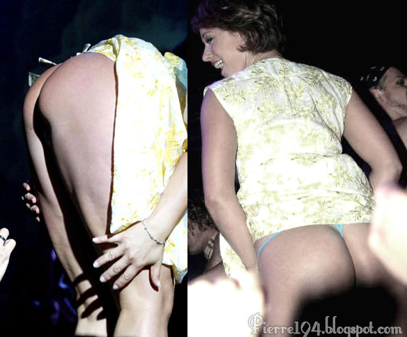 Paige davis strip tease pic