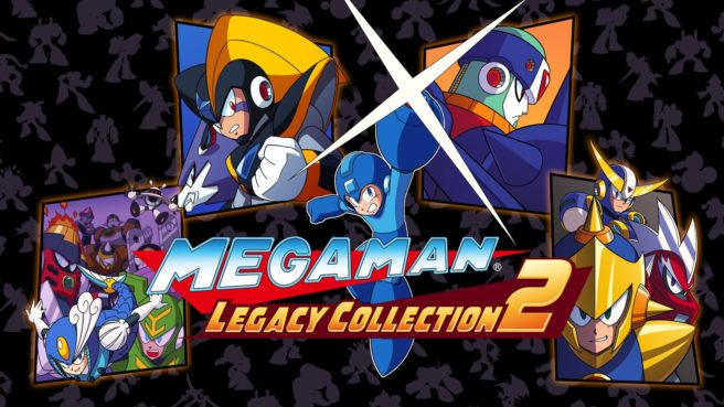 Código de Mega Man Legacy Collection 2 apunta a versión de Nintendo 3DS
