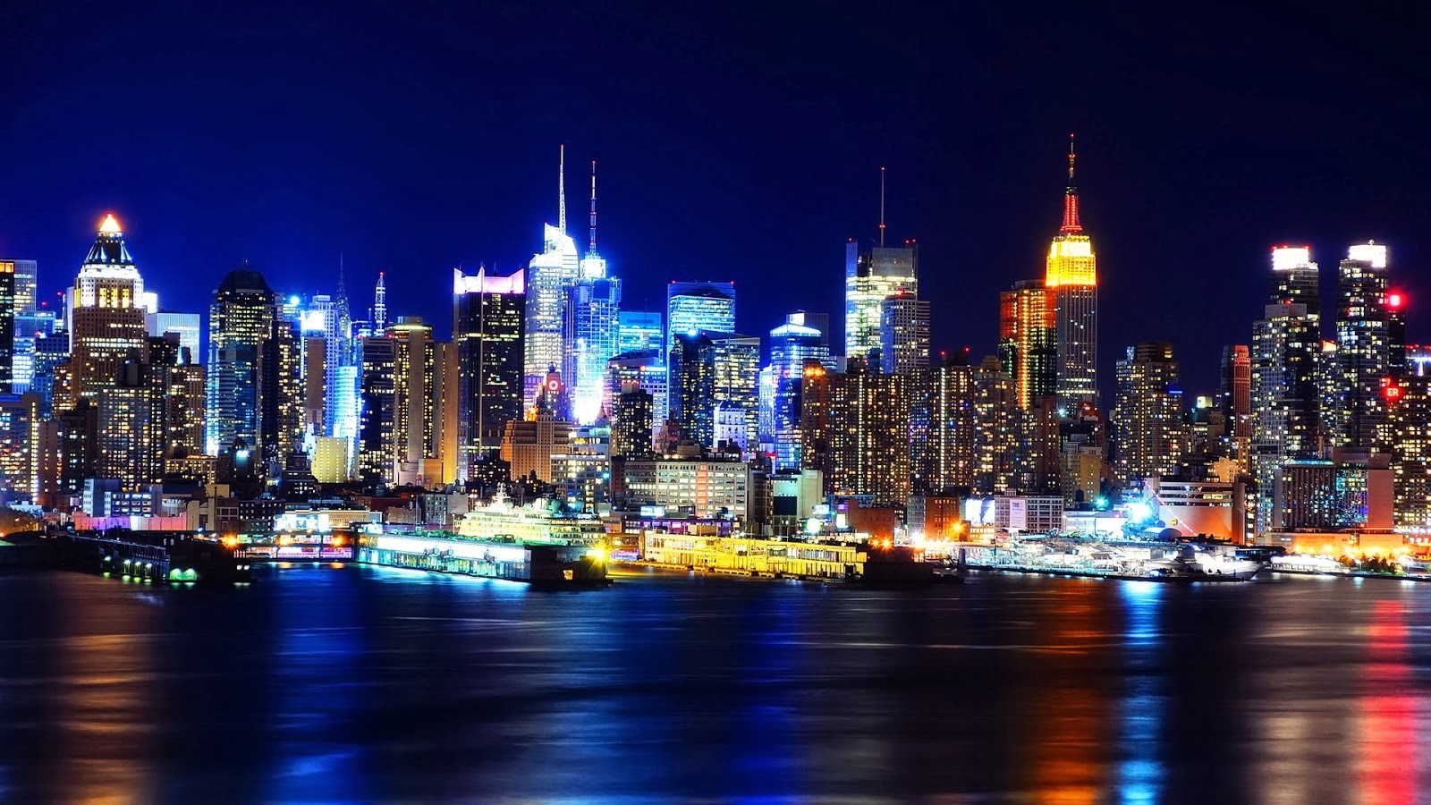 HD WALLPAPERS: Download New York City HD Wallpapers 1080p