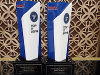 Jateng Sabet 2 Penghargaan Top IT