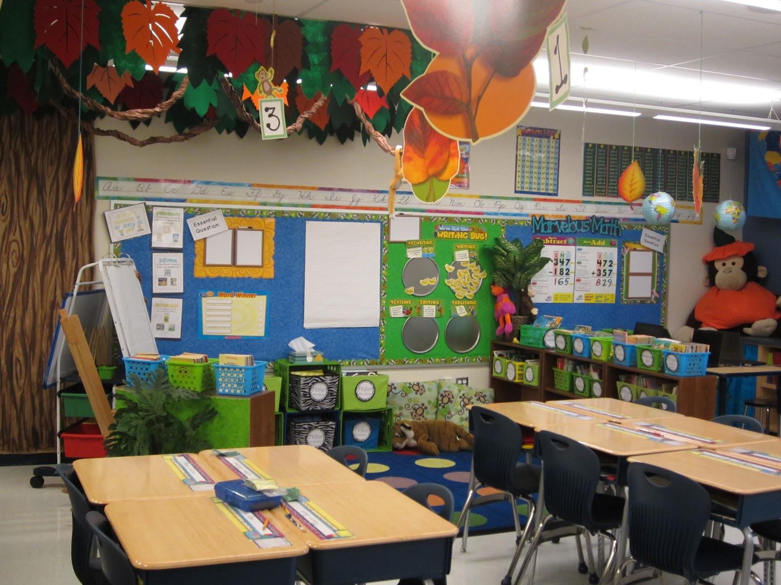 Creative Classroom Decorating Ideas Elitflat