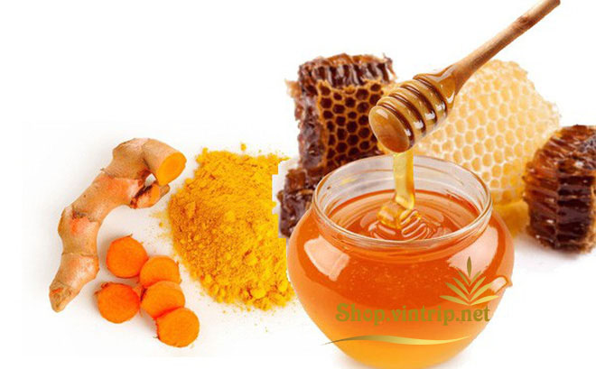 Có nên uống mật ong, nghệ lâu dài?