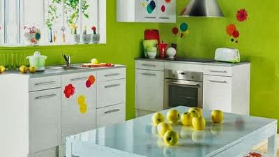 Menentukan Warna Untuk Dapur Tidak Melulu Sebuan Pekerjaan Yang Mudah Karena Adalah Hal Bisa Psikologis Penghuni Rumah