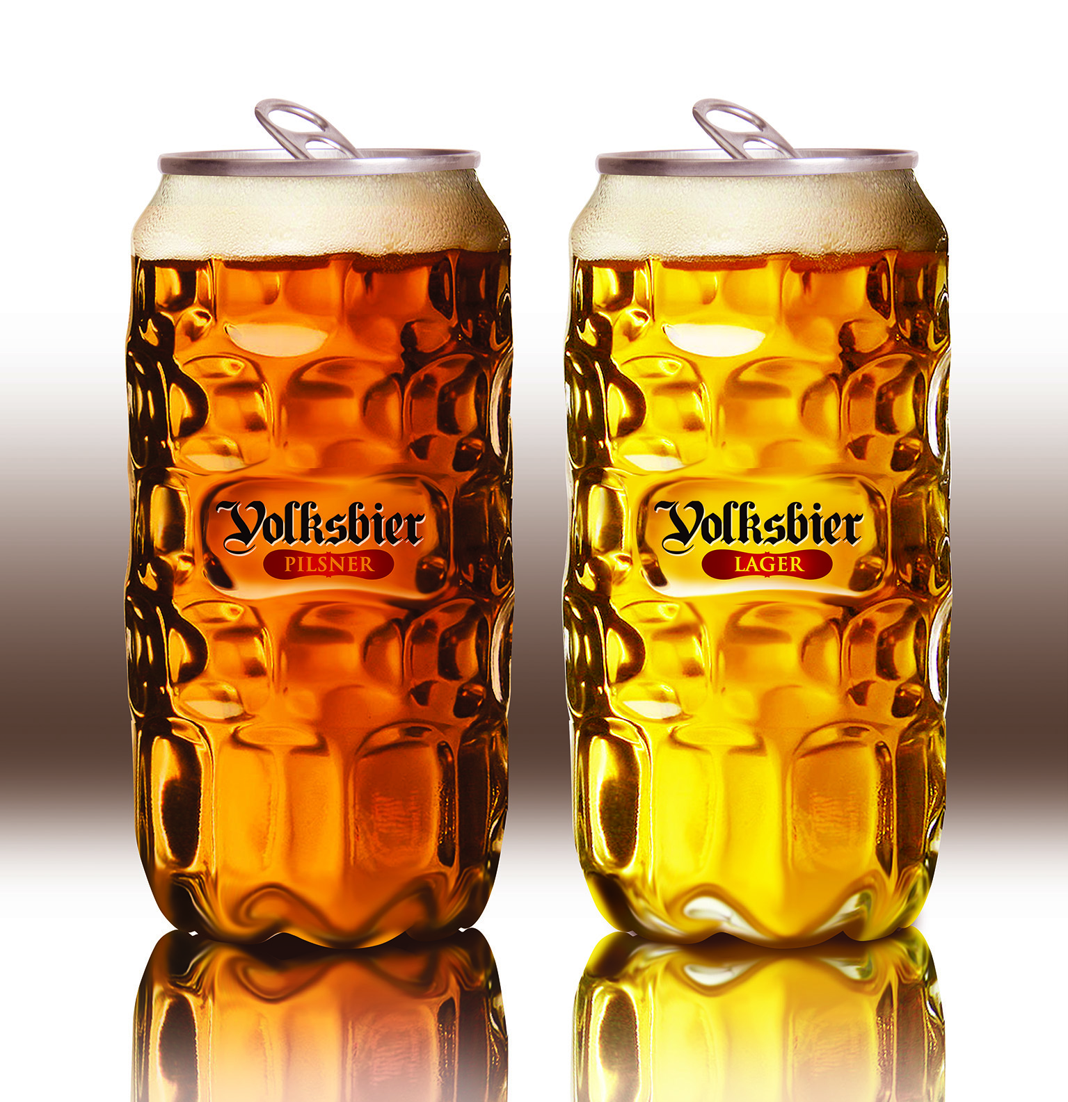 Volksbier On Packaging Of The World Creative Package