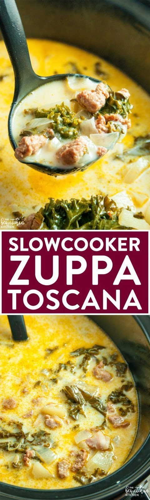 SLOW COOKER ZUPPA TOSCANA RECIPES