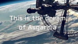 Nación Espacial de Asgardia