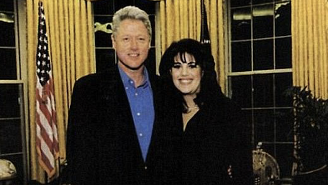 Monica Lewinsky reveals for the first time that Bill Clinton urged her to LIE under oath and then called her in for one last tryst before ditching her - which led her to consider suicide