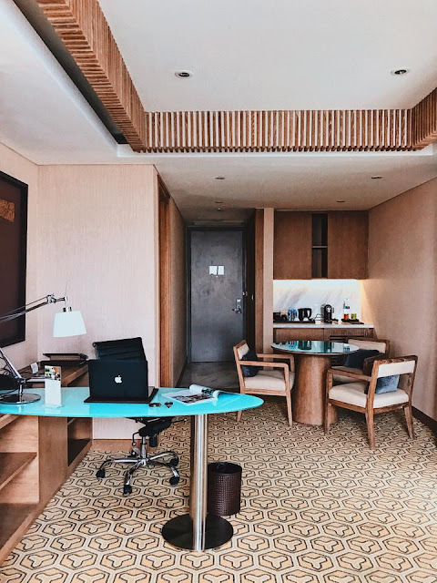Suites Room Hilton Hotel