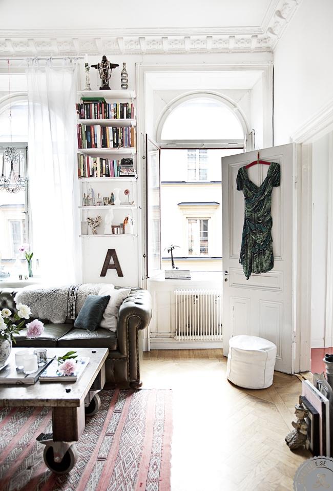 cococozy monogram style large living room letters. Black Bedroom Furniture Sets. Home Design Ideas