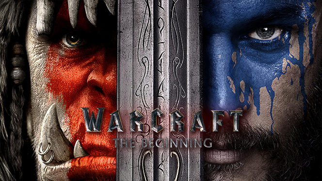 Warcraft: The Beginning (2016) BRRip 720p Latino-Castellano-Ingles