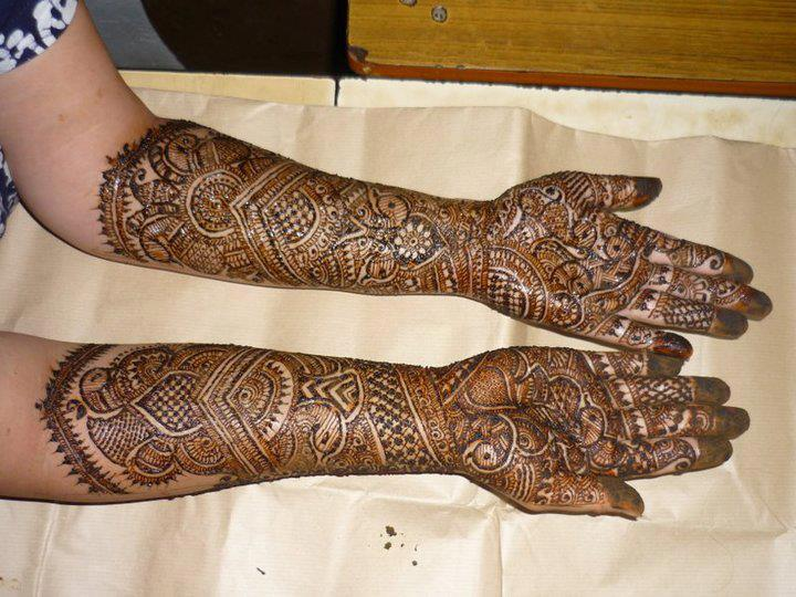 Mehndi Designs Punjabi : Punjabi mehndi designs henna pakistani