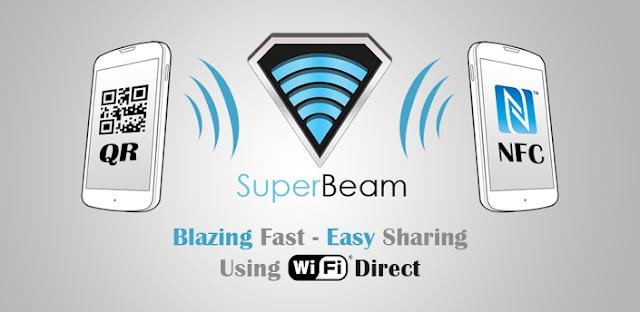 تطبيق Superbeam
