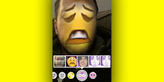 تحميل تطبيق Snapchat  للاندرويد وايفون