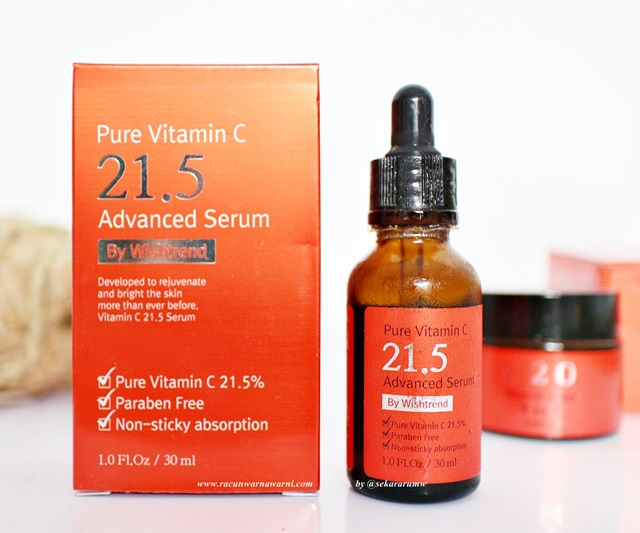Serum OST Vitamin C21.5
