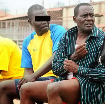 Mubiru chris homosexual parenting