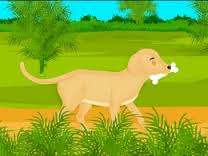 Short story online: A greedy dog