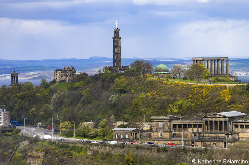 Calton Hill Things to Do in Edinburgh in 3 Days Itinerary