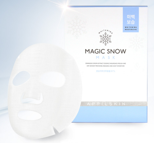 Magic Snow Mask