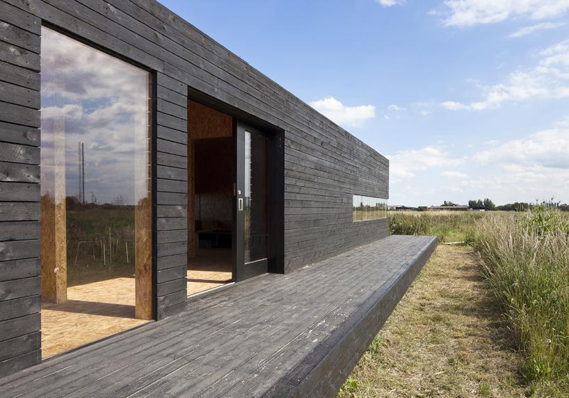 World Architecture Zwarte Schuur Als Woning