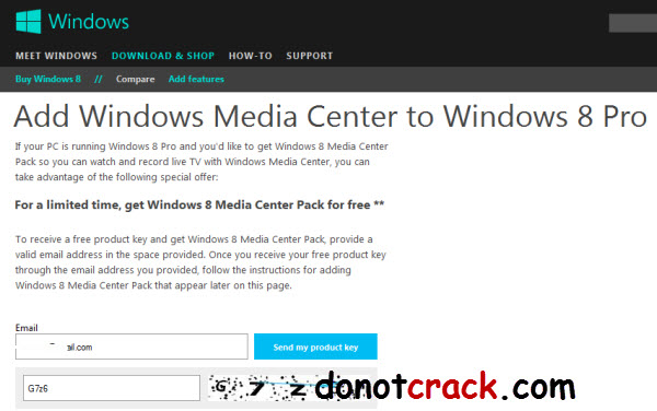 Windows 8 release preview with media center crack