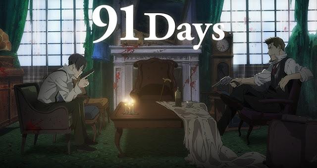 91 Days Episode 1 – 8 Subtitle Indonesia