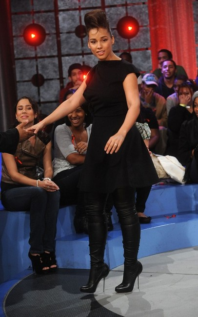 Boot Nation Celebrity Boot Month Bbw Alicia Keys