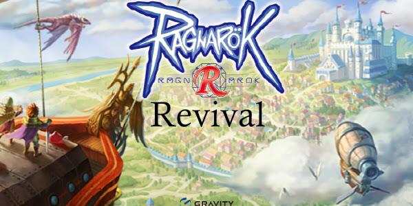 Ragnarok Revival - Korean Server Announced