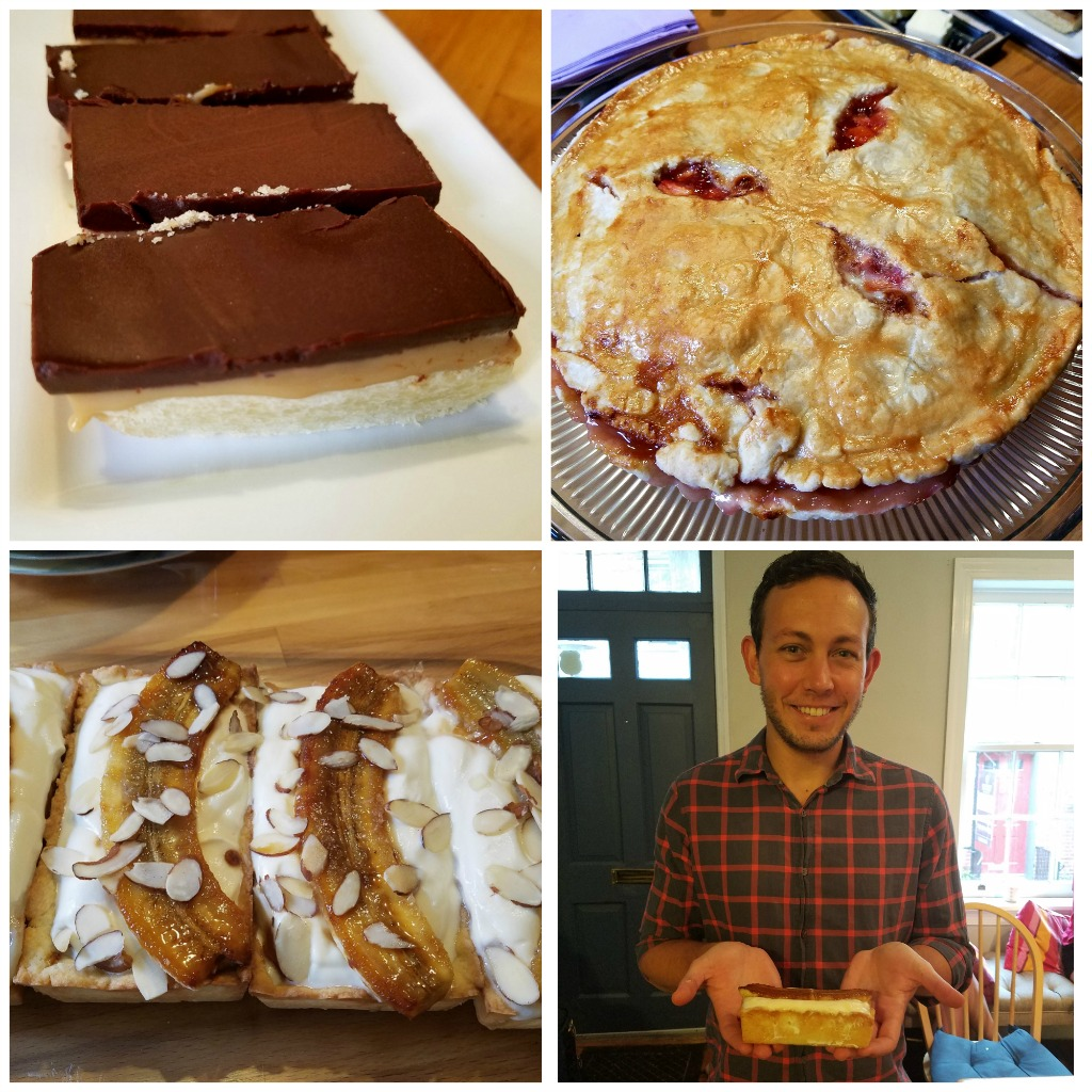 5 Week Summer Bake-Off: BAKER'S CHOICE