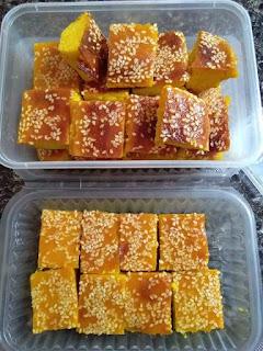 Bingka Durian Recipe