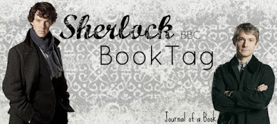 Booktag Shelock BBC♥