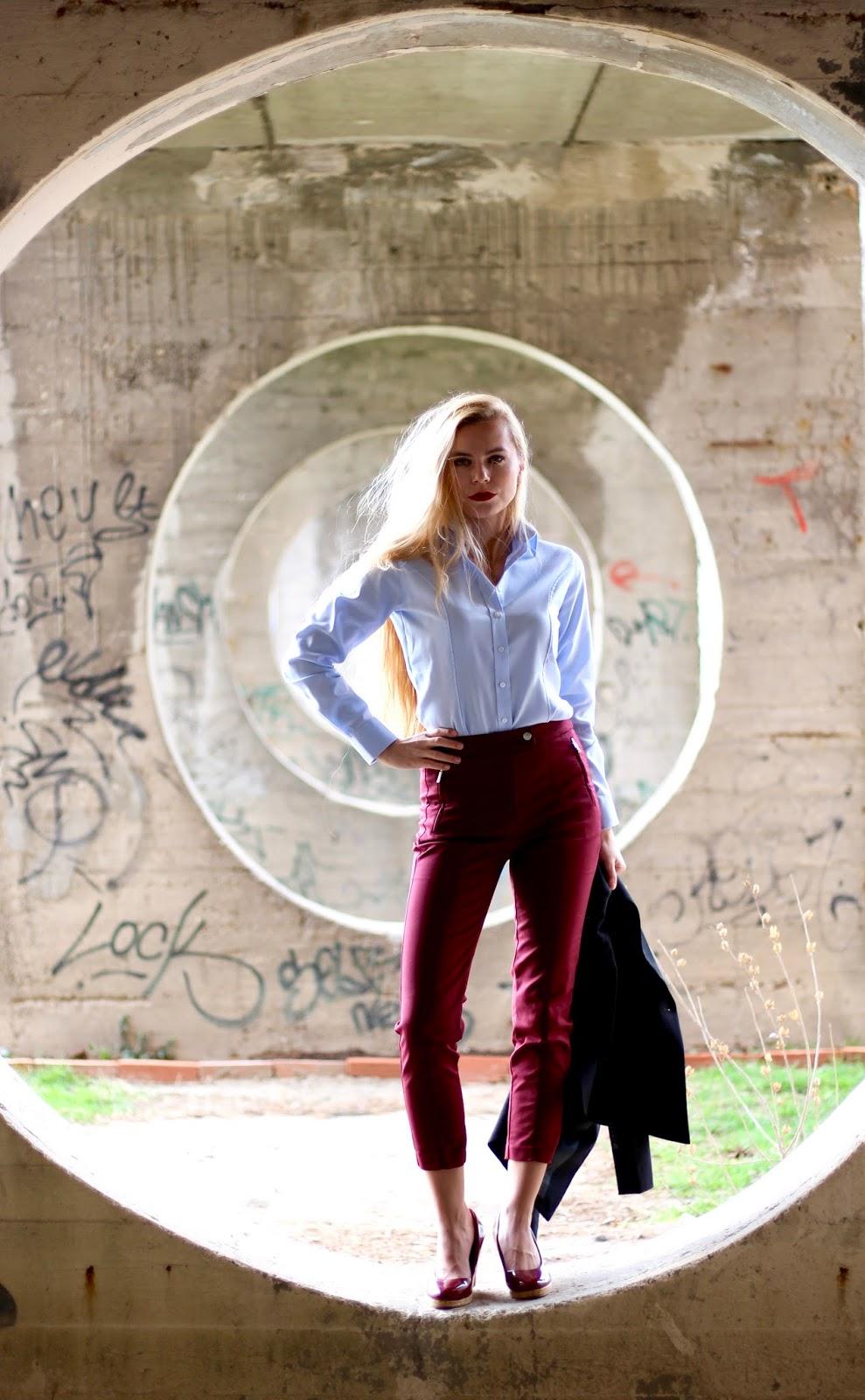 slovenská módna blogerka